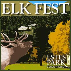Elk Fest Estes Park