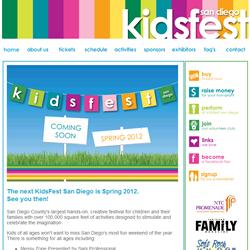 KidsFest San Diego