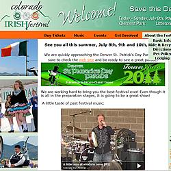 Colorado Irish Festival Littleton CO