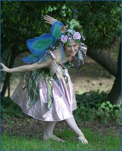 Mrs. Fairy