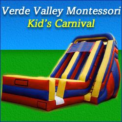 Verde Valley Montessori Kids Carnival
