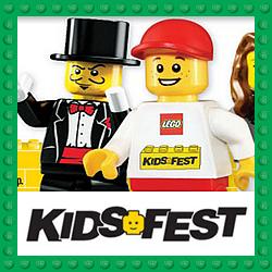 LEGO KidsFest Raleigh