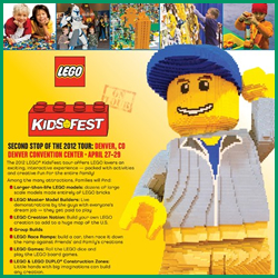 Lego Kids Fest Denver