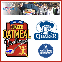 Lafayette Quaker Oatmeal Festival