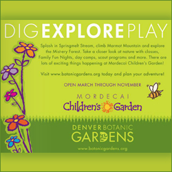 Mordecai Childrens Garden