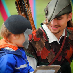 Robin Hood Springtime Festival