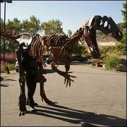 Reptile Day at Dinosaur Ridge