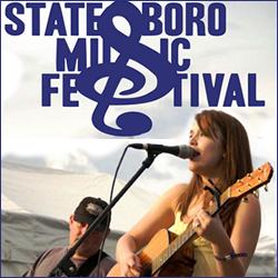 Statesboro Music Festival GA