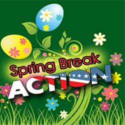 Action Territory Spring Break
